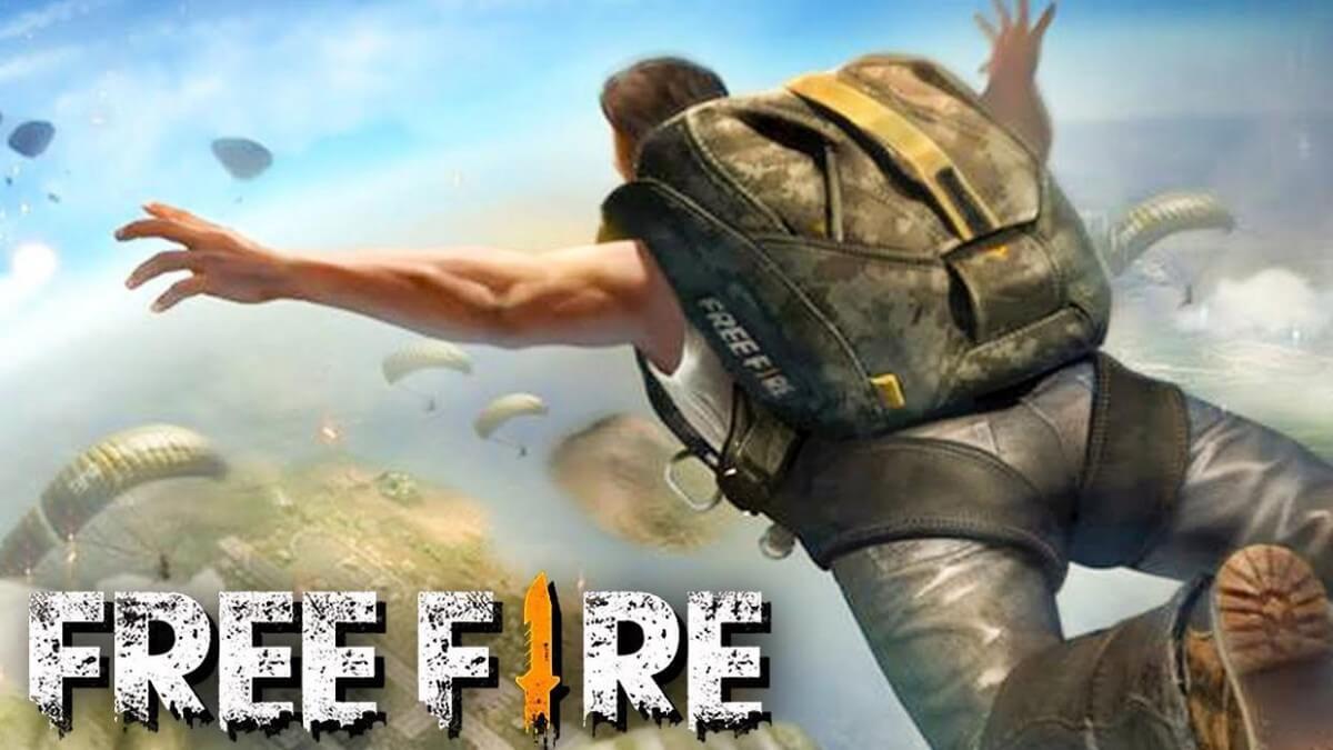 لعبة فري فاير Garena Free Fire